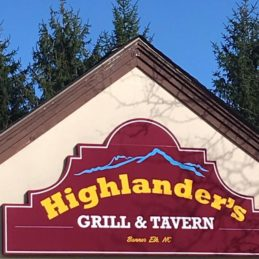 Highlanders's Grill and Tavern