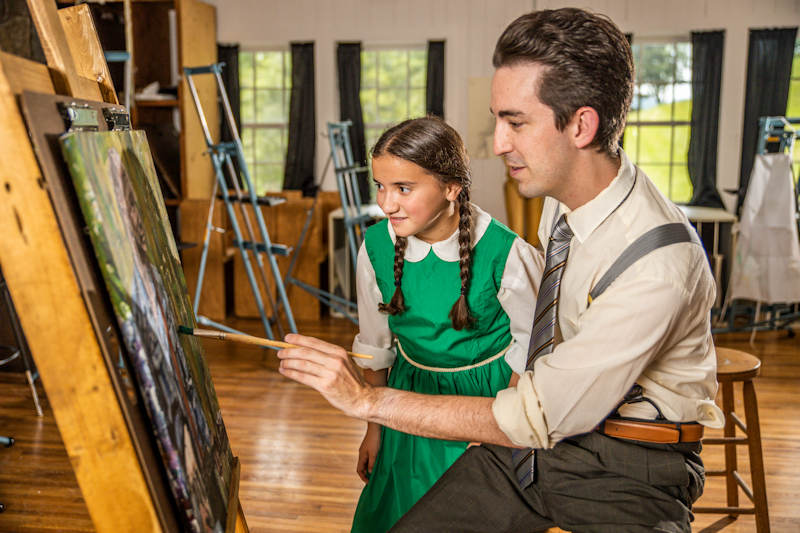 Norman Rockwell Musical