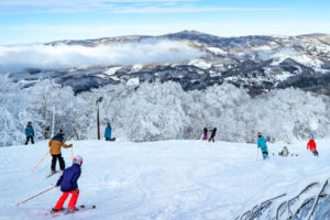 Sugar Mountain Ski Slopes