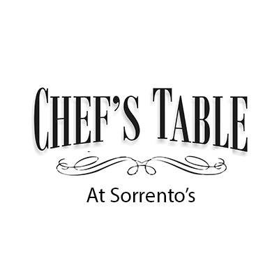 The Chef's Table at Sorrento's