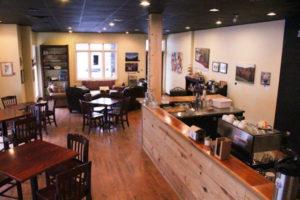 Mountain Grounds Coffee Shop