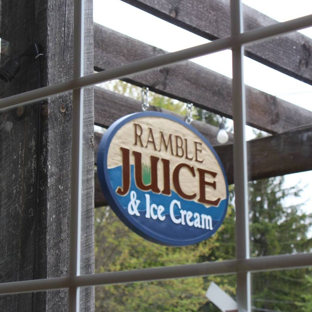 Ramble Juice & Ice Cream