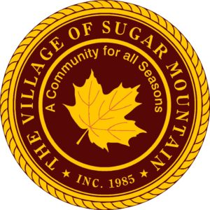Village of Sugar Mountain Seal