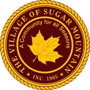 Village of Sugar Mountain Seal