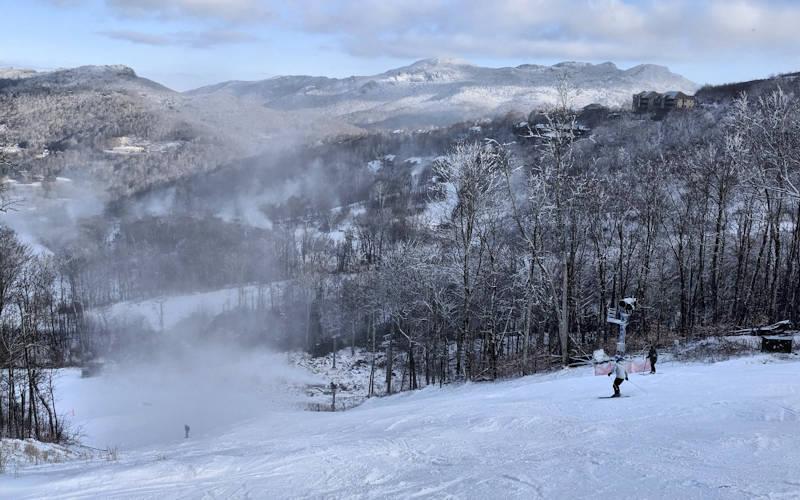 Sugar Mtn Skiing