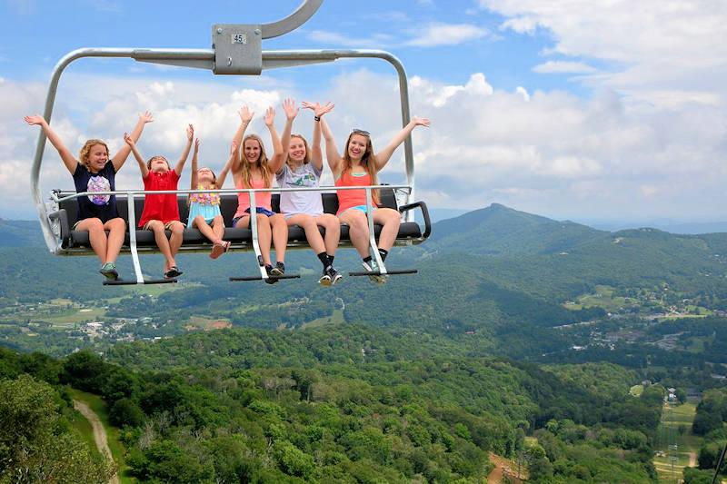 Sugar Mountain Summer Things to Do