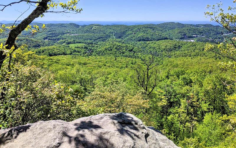 Flat Top Hiking Trail