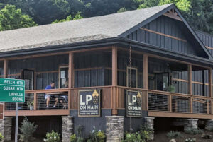 LP on Main Restaurant