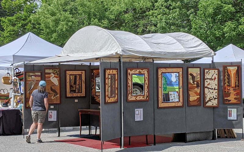 Fine Art & Master Crafts Festival, Sugar Mountain