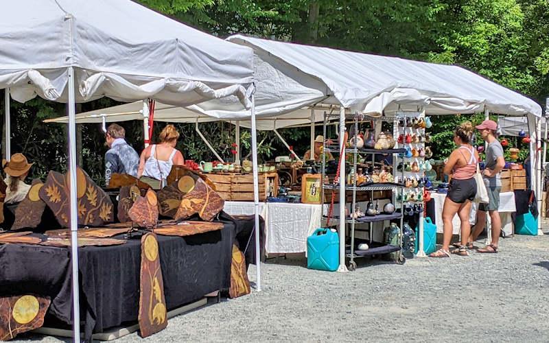 Fine Art & Master Craft Festival, Sugar Mountain
