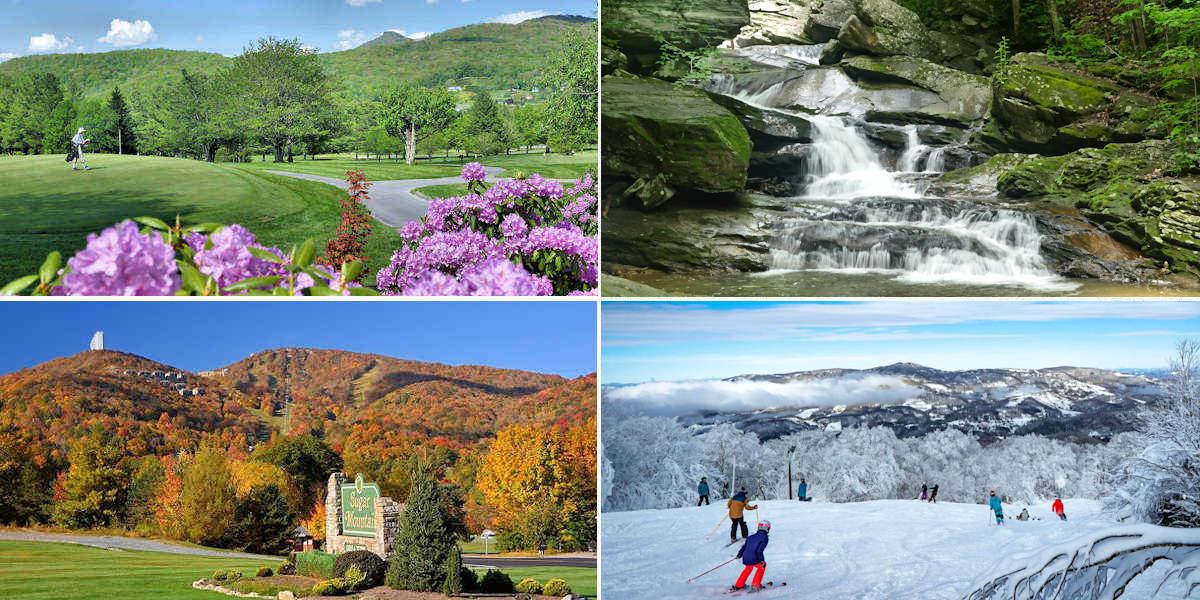 Sugar Mountain NC Vacations