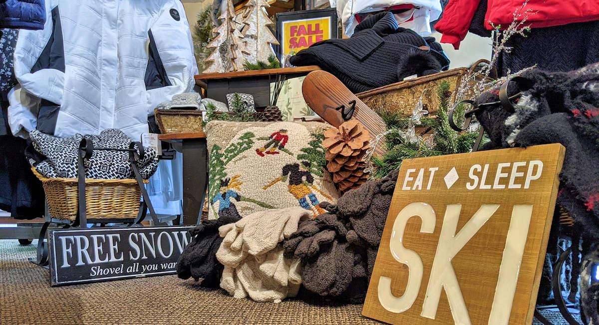 Sugar Mountain Shopping