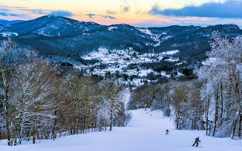 Sugar Mountain Ski Slopes