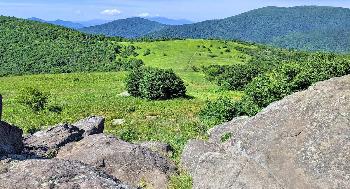 Little Hump, Appalachian Trail