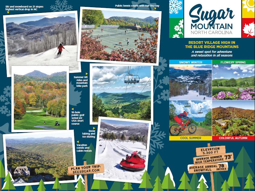 Sugar Mountain Brochure 2021
