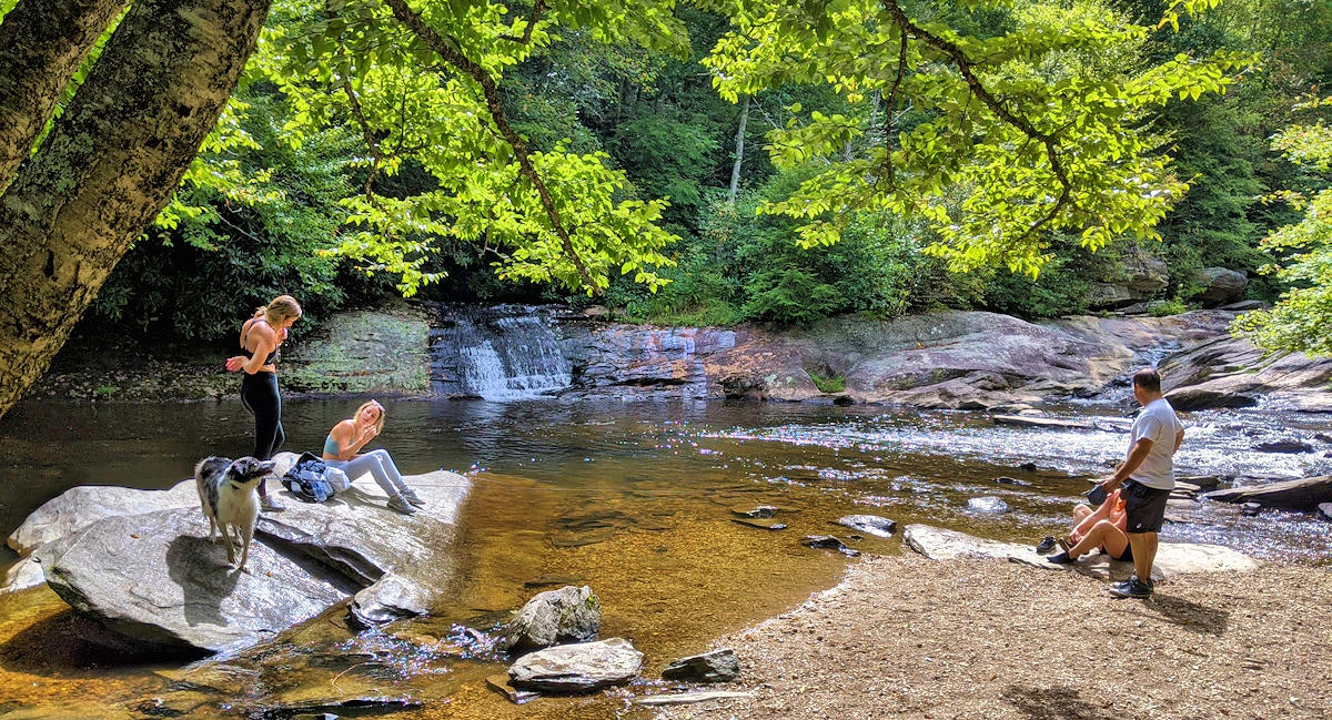 Leave No Trace NC Outdoors