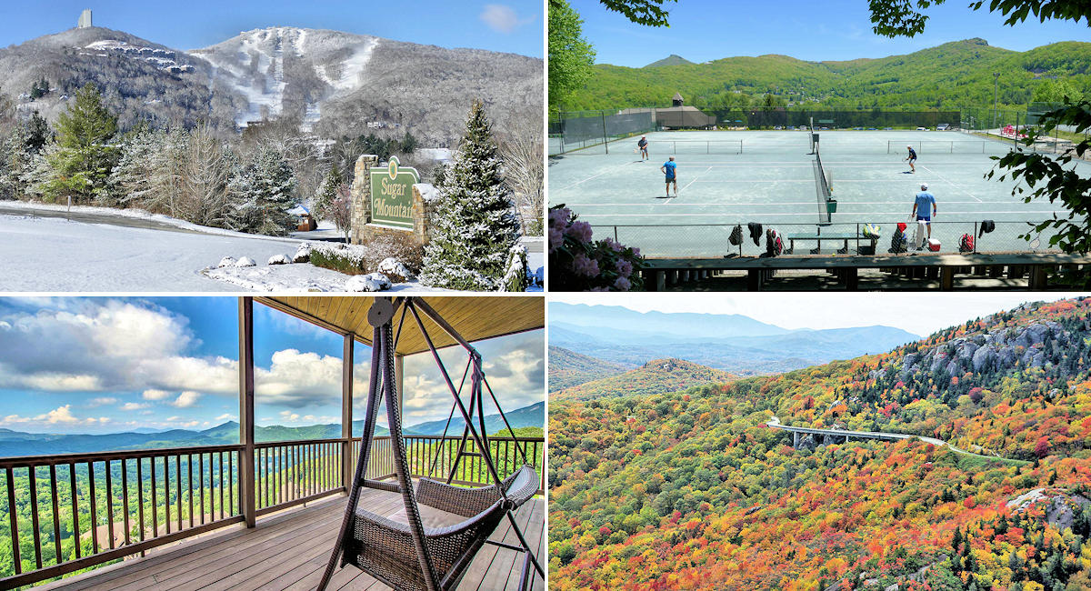 Sugar Mountain Four Seasons Guides