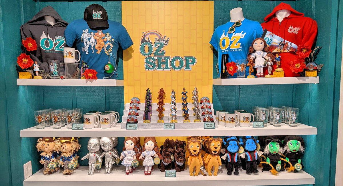 Land of Oz Shop
