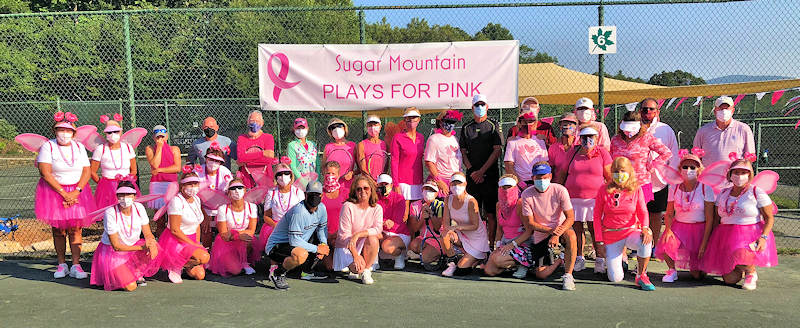 Sugar Mountain Plays for Pink 2020