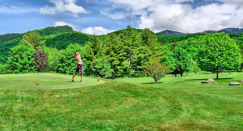 Sugar Mountain Golf Tournament
