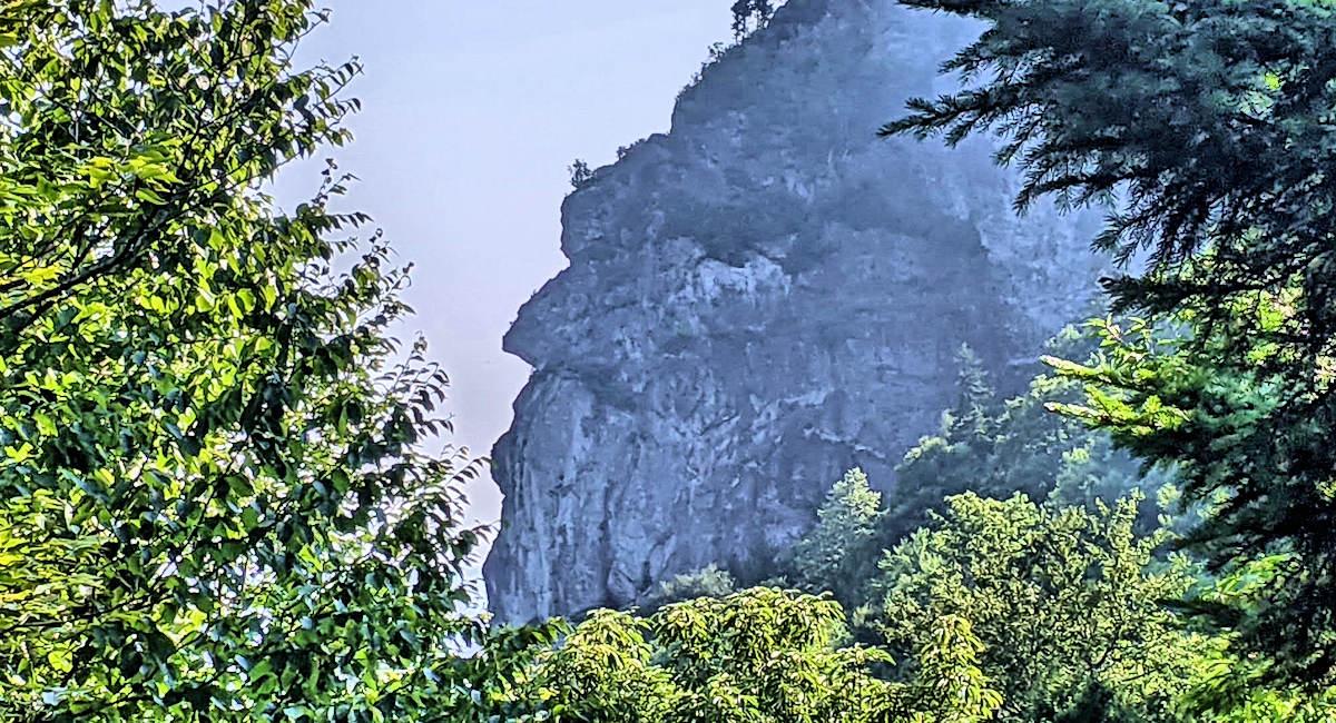Profile Trail Grandfather Mountain