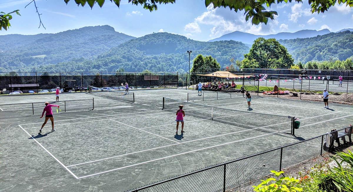 Sugar Mountain Public Tennis Courts