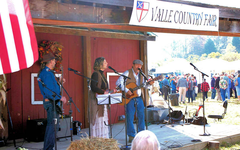 Valle Country Fair