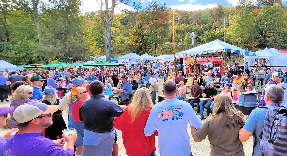 Oktoberfest Sugar Mountain NC