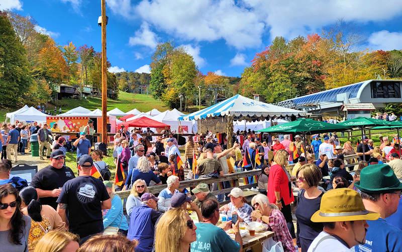 Oktoberfest, Sugar Mountain NC